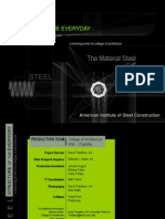 Aisc-The Material Steel