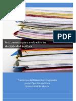 Instrumentos de evaluacion discapacidad auditiva.pdf