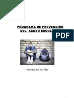 Trabajo Programa de Prevencion Del Acoso Escolar