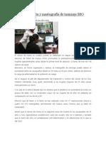 08/07/13 newsoaxaca Autoexploración y mastografía de tamizaje