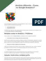 Blog em subdomínio diferente – Como acompanhar no Google Analytics