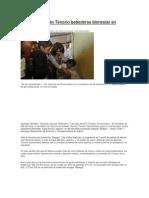 17/07/13 oaxacadiaadia Inaugura Germán Tenorio bebederos bienestar en Matatlán
