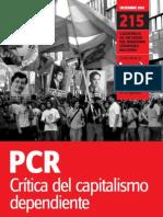 Pcr Critic a Capitalism o Depend i Ente