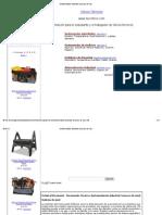 Instrumentación industrial. Sensores de nivel