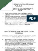 LIQUIDACION DE CONTRATOS DE OBRAS.ppt