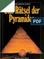 Mendelssohn, Kurt - Das Rätsel der Pyramiden (2000, 202 S., Text)
