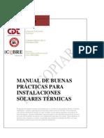 Manual Diseno Solar Termico