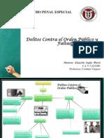 Ordeb Público y Faltas