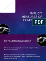 Implicit Measures of Compassion- Daryl Cameron