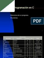Programación en C - 1