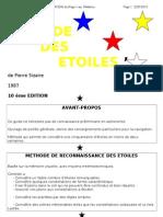 Guide Des Etoiles Part A