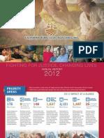 CRLA 2012 Annual Report