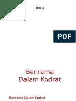 Berirama Dalam Kodrat - Ir. Soekarno, 17 Agustus 1954