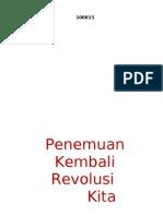 Penemuan Kembali Revolusi Kita - Ir. Soekarno, 17 Agustus 1959