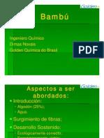 Tratamiento de Fibra Bambu