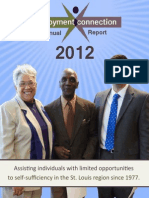 Employment Connection 2012 Annual Report