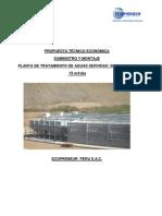 PTAR 500 PER- Contenedor 20'Ecopreneur