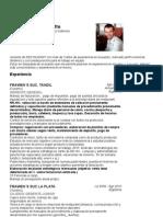 Cv Juan Pablo Del Prette