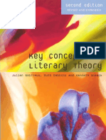 Key Concepts in Literary Theory (Edinburgh University Press 2006)