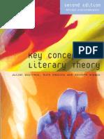 Key Concepts in Literary Theory (Edinburgh University Press 2006)