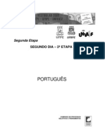 Português - UFPE 2009