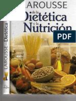 Larousse - Dietetica y Nutricion