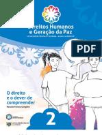 Direitos Humanos e Gerao de Paz Fascculo 2 195x250