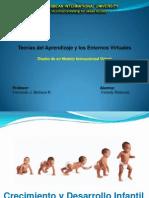 Crecimiento y Desarrollo Infantil