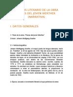 Analisis Literario Las Penas Del Joven Werther (2)
