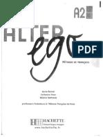Alter Ego 2 Cahier d Activites