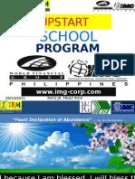 Upstart School & General Training - July 2013
