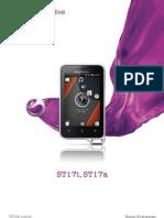 Sony Ericsson Xperia Active WP 4