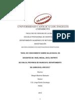tesis III