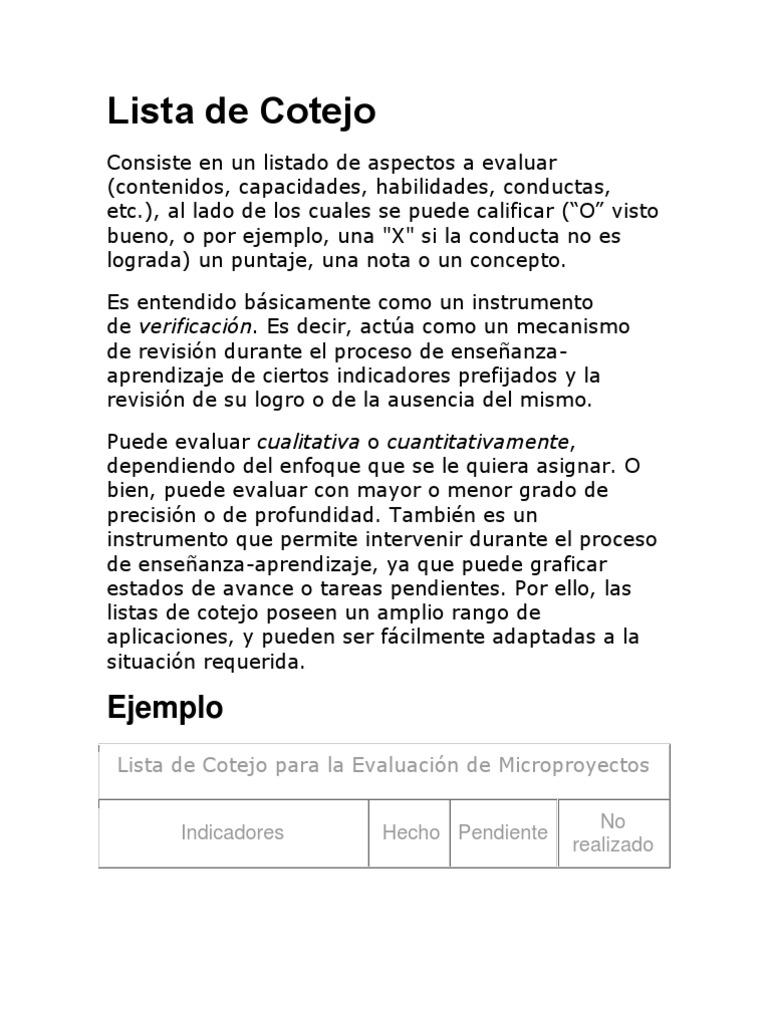Hermosa Reanudar La Lista De Verificación De Habilidades Personales ...
