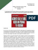 Trabajo Geopolitica Feminista, Argentina