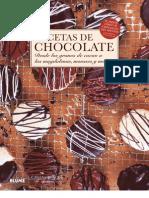Recetas de Chocolate Greens Blacks