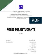 Roles Del Alumno