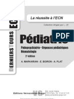Ecn + pediatrie
