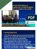 3 Plan de Desarrollo Agropecuario, Exposicion