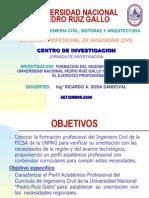 Jornada Investigacion 2008