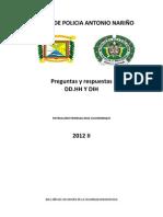 Propuesta de Examen Derechos Humanos II