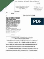 Doc 14. Gillespie Motion Compel Compliance, Rule 7.1, 02-26-13