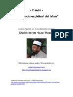 Ihsaan, La Esencia Espiritual Del Islam, Shaikh Imran Nazar Hosein