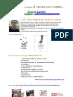Encontrocom o Autor e Editor JoseCarlosBernardes
