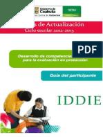Desarrollo de Competencias Docentes PARTICIPANTE