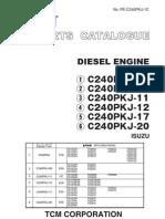 c240pkj Engine