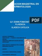 formulacionmagistralendermatologia-110306204316-phpapp02