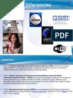 Diferencias Entre WIMAX y WIFI-HSPA