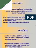Apresentação projeto agroecologia vf