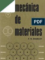 Mecanica de Materiales Shanley